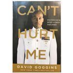 کتاب Can t Hurt Me اثر David Goggins انتشارات هدف نوین