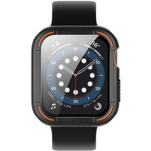 کاور نیلکین مدل CrashBumper مناسب برای ساعت هوشمنداپل واچ 44 میلی متری سری 4/5/6/se