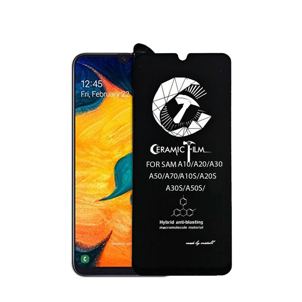 محافظ صفحه نمایش سرامیکی مورفی مدل MEIC مناسب برای گوشی موبایل سامسونگ Galaxy A10