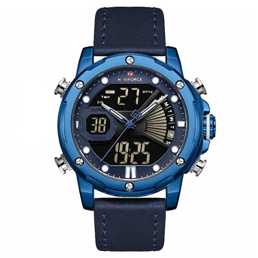 ساعت مچی دیجیتال مردانه نیوی فورس مدل NF9172M - SO