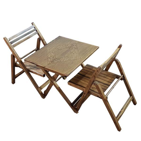 میز و صندلی ناهارخوری کد san01280
