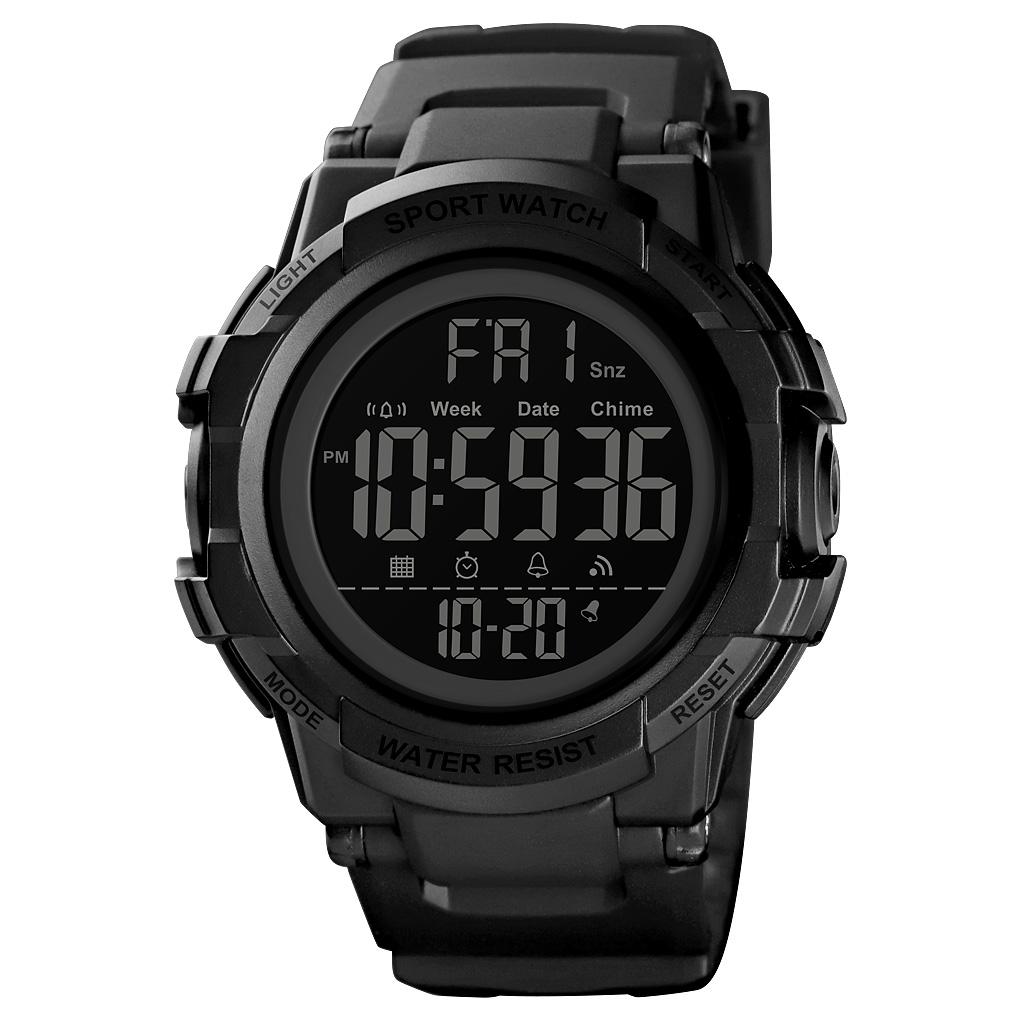 ساعت مچی دیجیتال مردانه اسکمی مدل 1568 BK