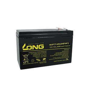 باتری یو پی اس 12 ولت 7 آمپر لانگ مدل WP7-12