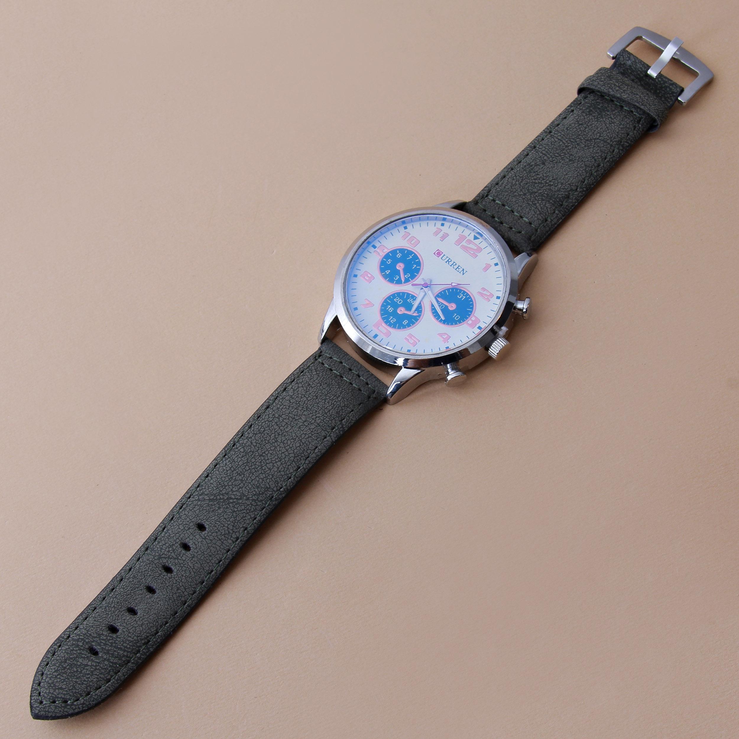 خرید                                        ساعت مچی عقربه ای مردانه کد WHM_159                     غیر اصل