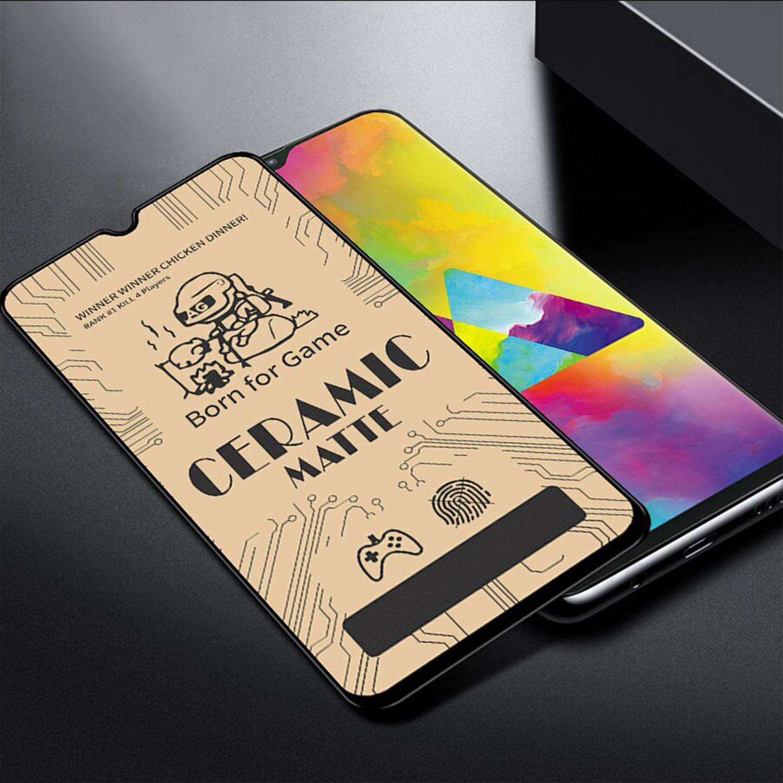 محافظ صفحه نمایش مات مدل M1 مناسب برای گوشی موبایل سامسونگ Galaxy A50/A50S/A30/A30S thumb 3