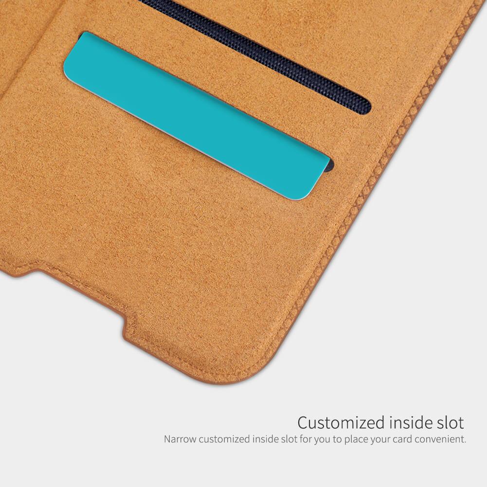 کیف کلاسوری نیلکین مدل QIN مناسب برای گوشی موبایل سامسونگ Galaxy A21s main 1 13