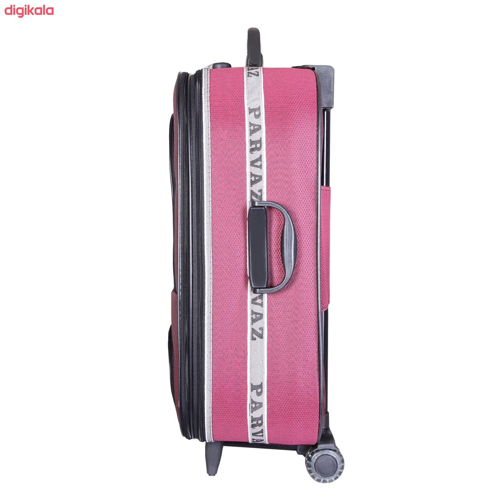 مجموعه دو عددی چمدان پرواز مدل M01000 main 1 5