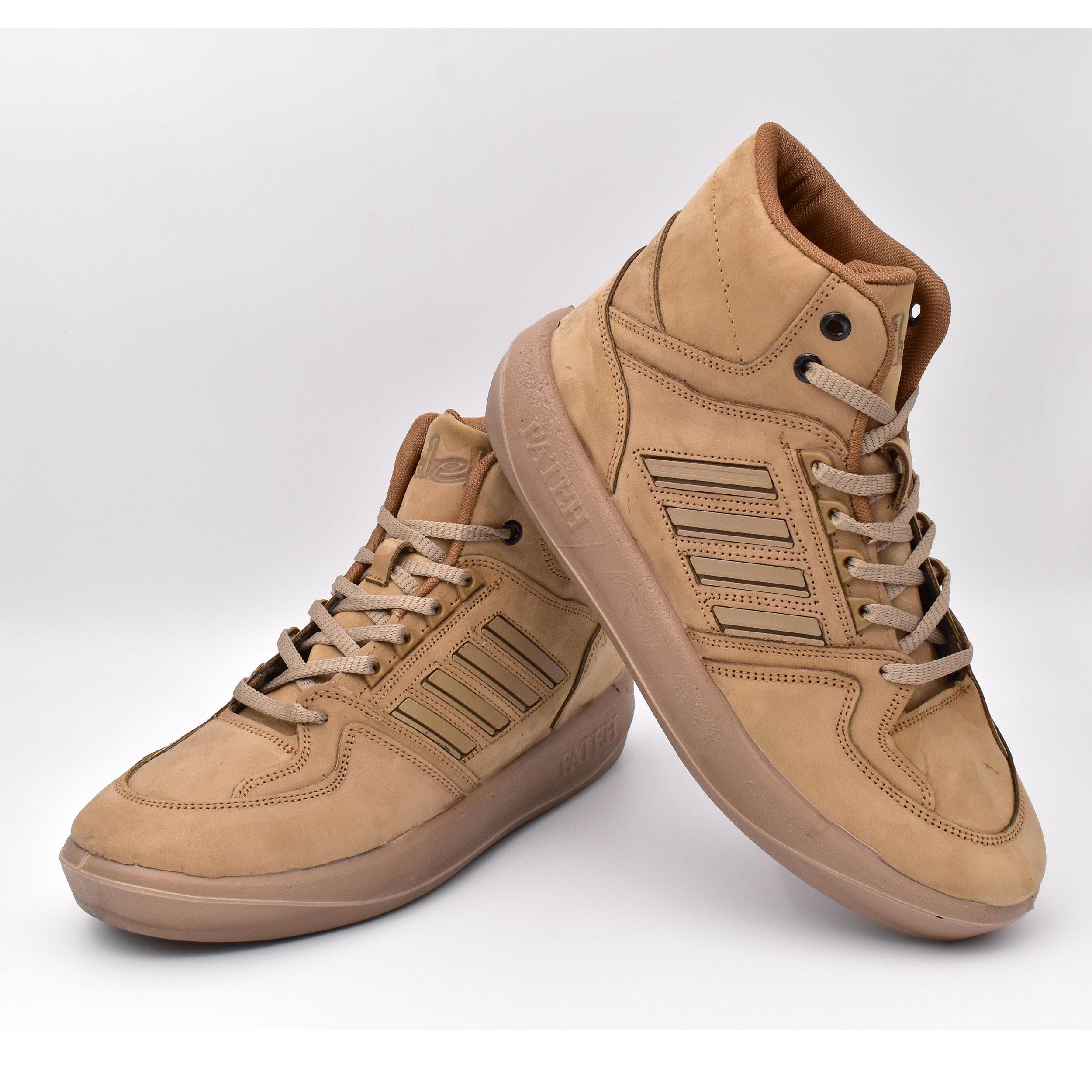 کفش طبیعت گردی مردانه فاتح مدل سنتر کد 8296 main 1 9