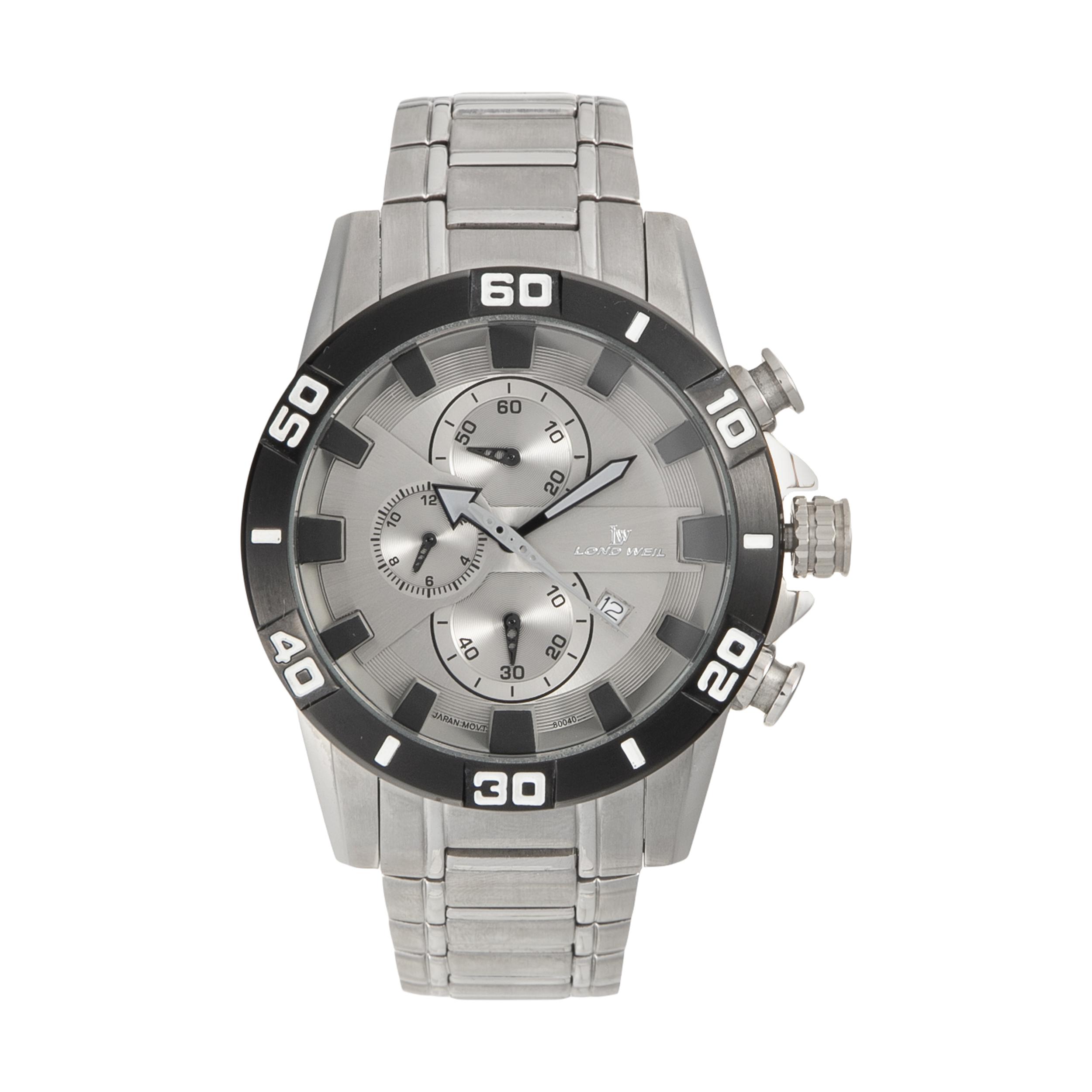 ساعت مچی عقربهای مردانه لوندویل مدل 80040