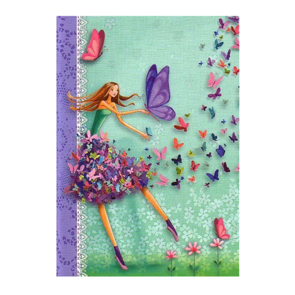 کارت پستال کاف پستال طرح تبریک تولد کد Kaf_1061