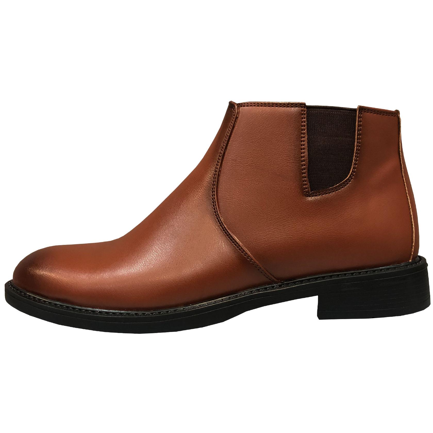 نیم بوت مردانه کفش سعیدی مدل Sa 853