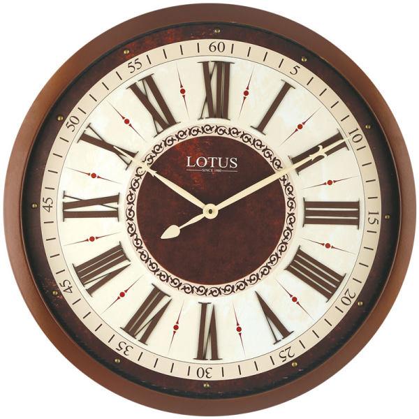 ساعت دیواری لوتوس مدل 8835