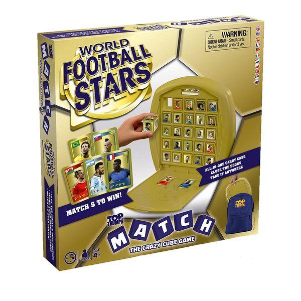 بازی فکری مدل World Football Stars