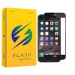 محافظ صفحه نمایش سرامیکی مات فلش مدل +HD مناسب برای گوشی موبایل اپل Iphone 6/ 7 / 8