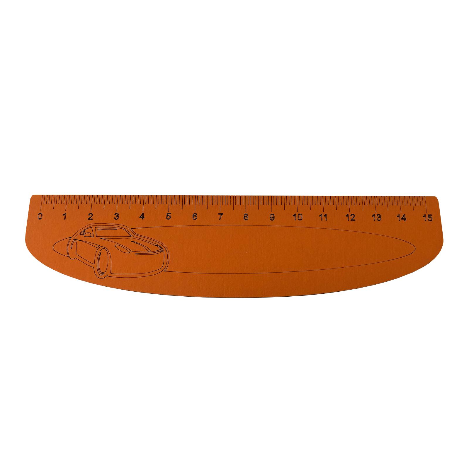 خط کش 15 سانتی متری کد kh4