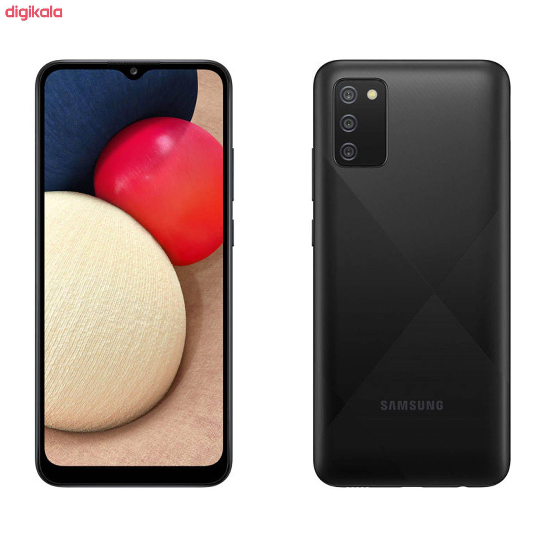 گوشی موبایل سامسونگ مدل Galaxy A02s SM-A025F/DS دو سیم کارت ظرفیت 64 گیگابایت و رم 4 گیگابایت main 1 7