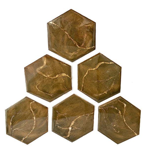 مجموعه هفت سین ۶ پارچه مدل کندو