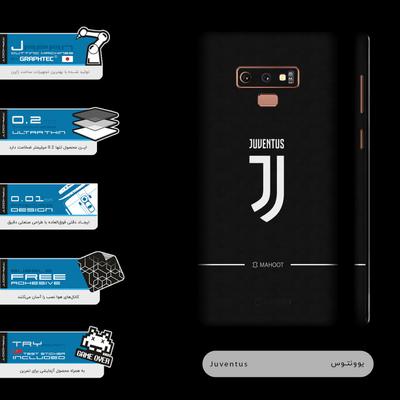 برچسب پوششی 360درجه ماهوت مدل Juventus-FC مناسب برای گوشی موبایل سامسونگ Galaxy Note9