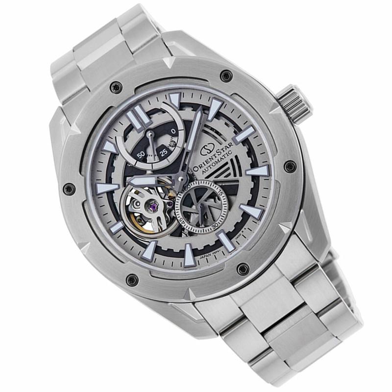 ساعت مچی عقربه ای مردانه اورینت مدل RE-AV0A02S00B