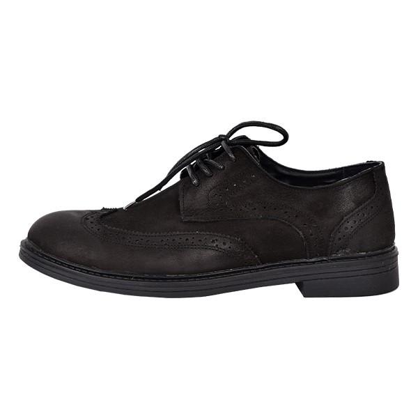 کفش مردانه بادی اسپینر مدل 1416 رنگ مشکی