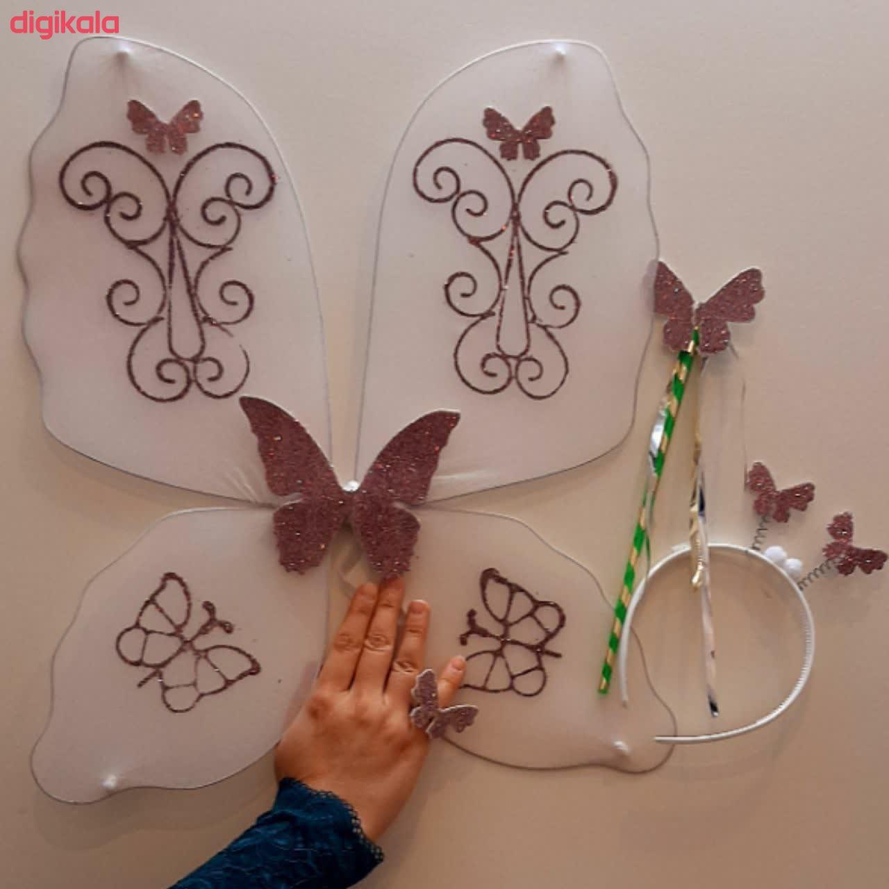 ست ایفای نقشطرح بال پروانه مدل Angel main 1 7