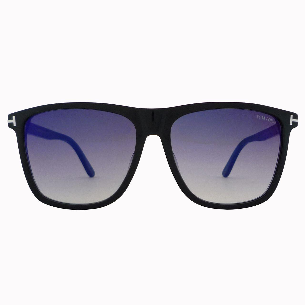 عینک آفتابی تام فورد مدل FT0832-F-N-56Y