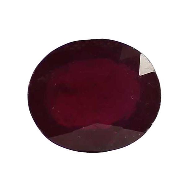 سنگ یاقوت سرخ کد 1255