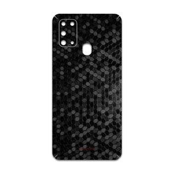برچسب پوششی ماهوت مدل Honey-Comb-Circle مناسب برای گوشی موبایل سامسونگ Galaxy M31