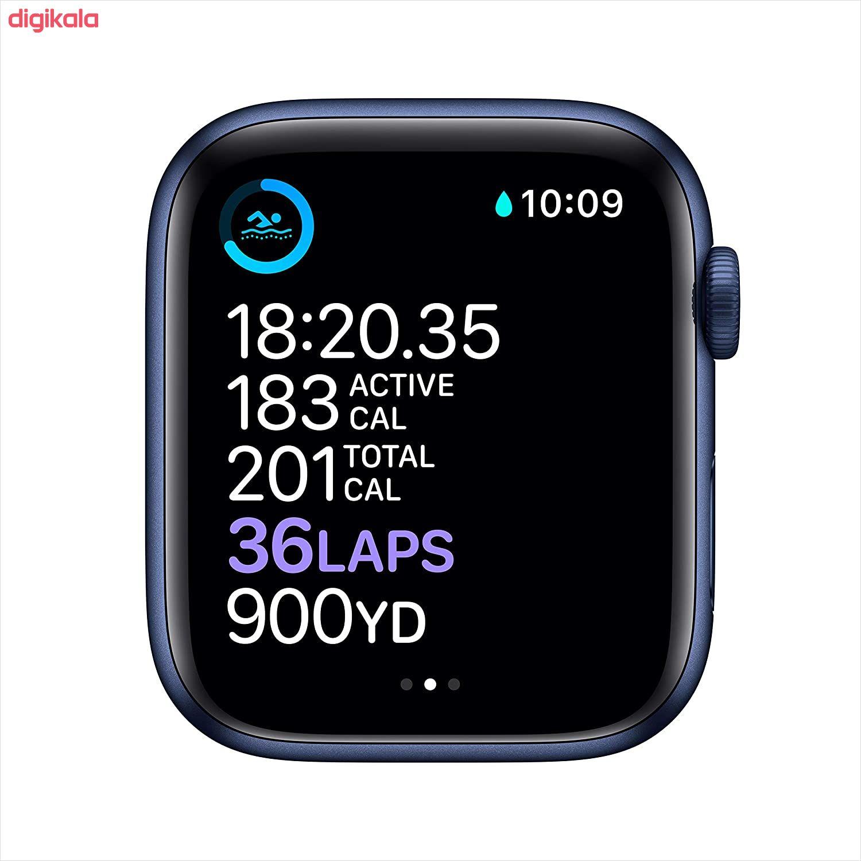 ساعت هوشمند اپل سری 6 مدل Aluminum Case 44mm main 1 11