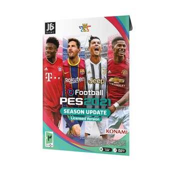 بازی PES 2021 مخصوص PC نشر جی بی تیم