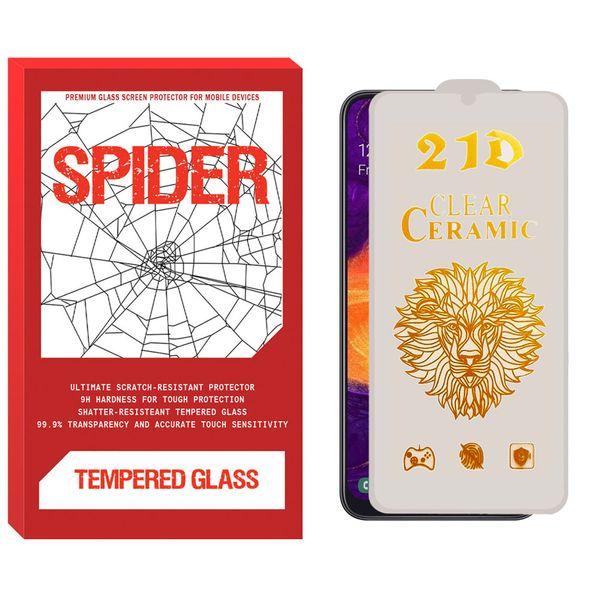محافظ صفحه نمایش سرامیکی اسپایدر مدل CER-CL مناسب برای گوشی موبایل سامسونگ Galaxy M30S