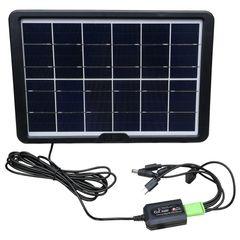 پنل خورشیدی سی سی لمپ مدل CL-680 ظرفیت 8 وات