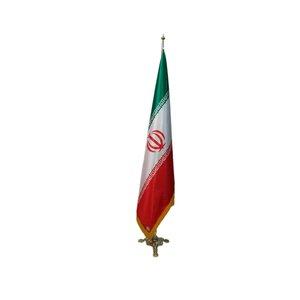 پرچم تشریفات ایران اسکرین مدل 2030503021