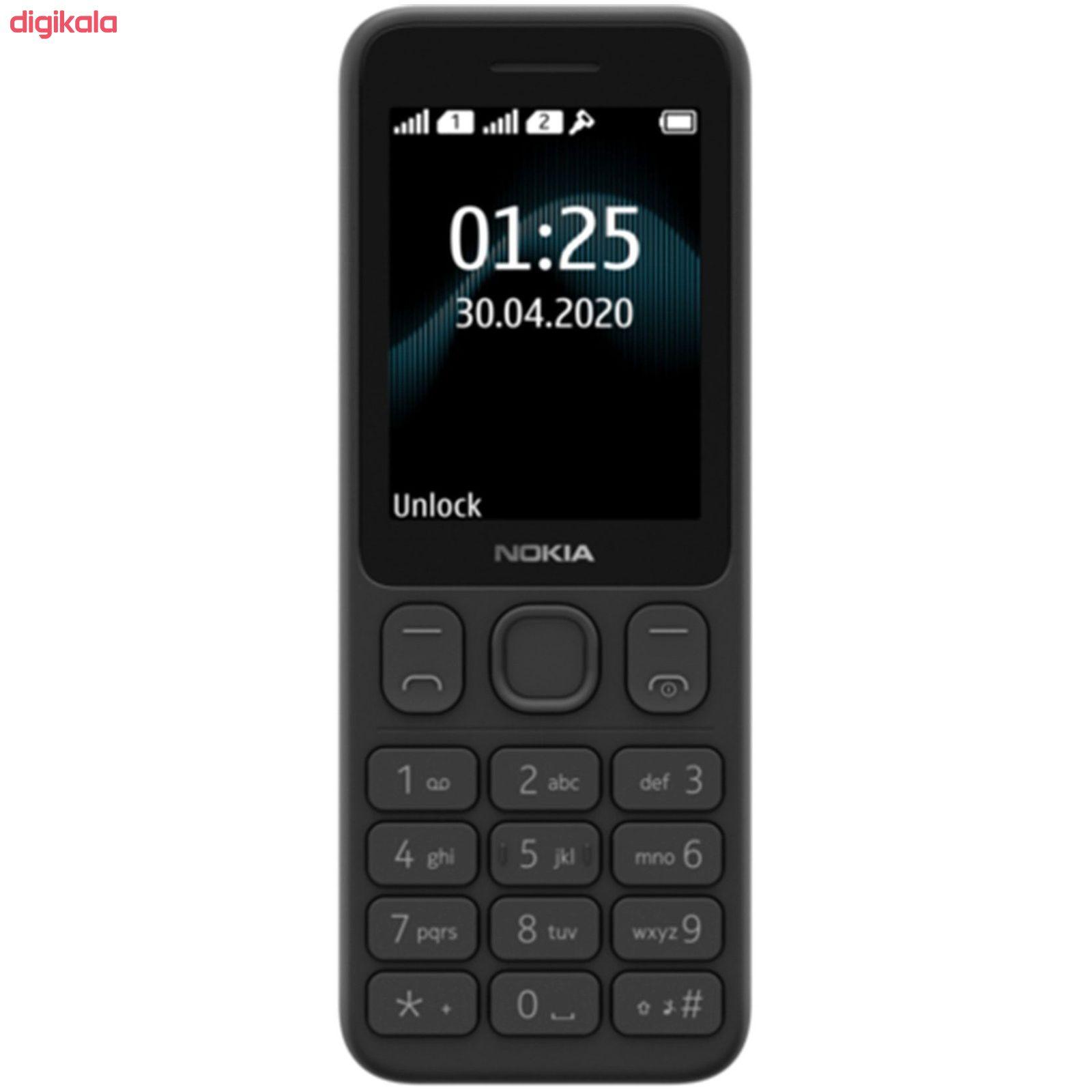 گوشی موبایل نوکیا مدل 125 TA 1253 DS دو سیم کارت main 1 2