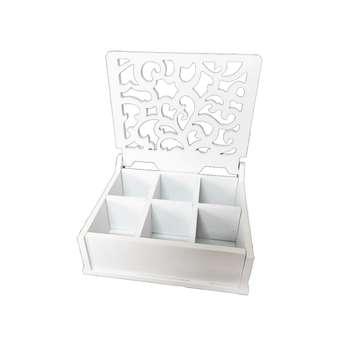 جعبه چای کیسه ای مدل شلف