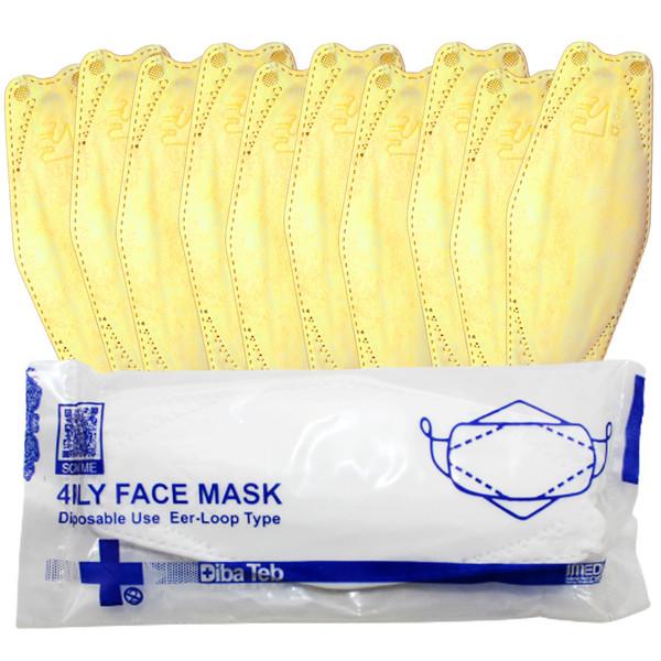 ماسک تنفسی دیباطب مدل آفتاب بسته 10 عددی