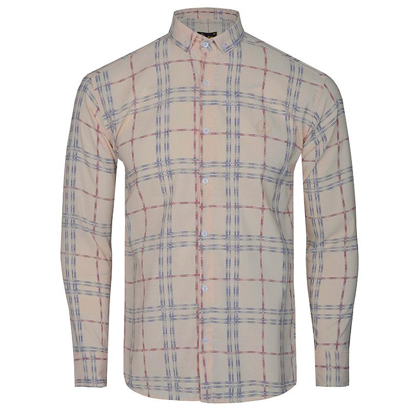 پیراهن آستین  بلند مردانه مدل 344004009
