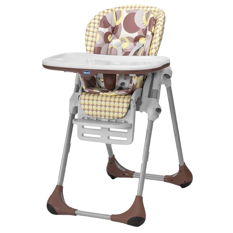 صندلی غذاخوری کودک چیکو مدل seggiolone Polly 2 In 1