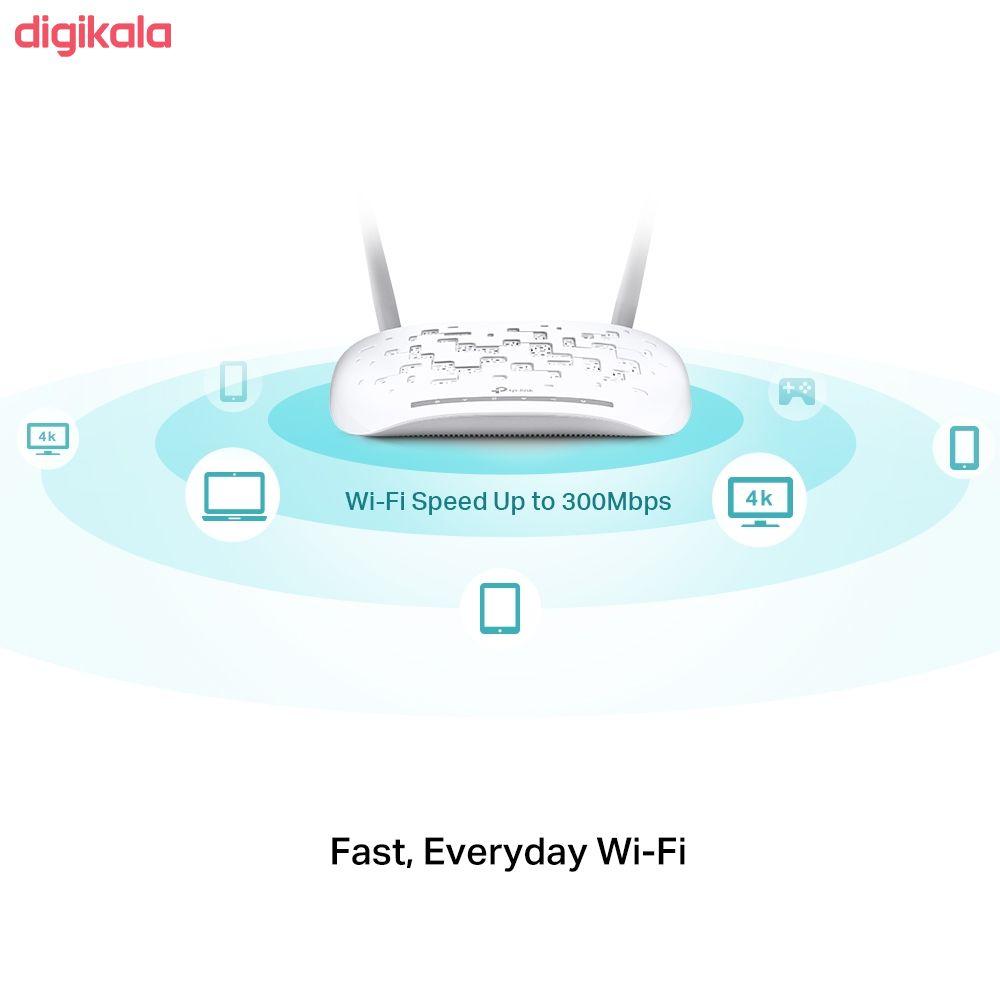 مودم روتر VDSL/ADSL تی پی-لینک مدل TD-W9970-VER4.0