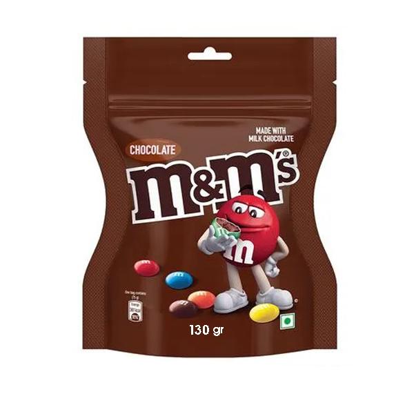 دراژه شکلاتی ام اند ام - 130 گرم