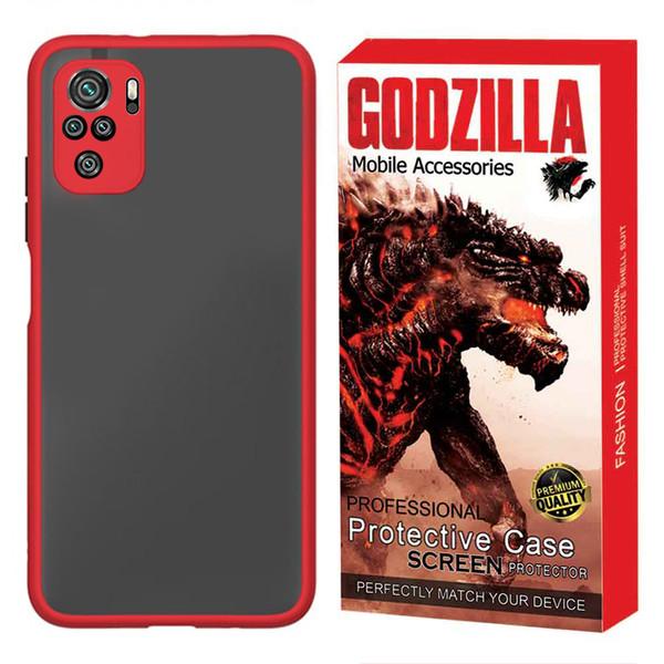 کاور گودزیلا مدل CGMA-LE مناسب برای گوشی موبایل شیائومی Redmi Note 10