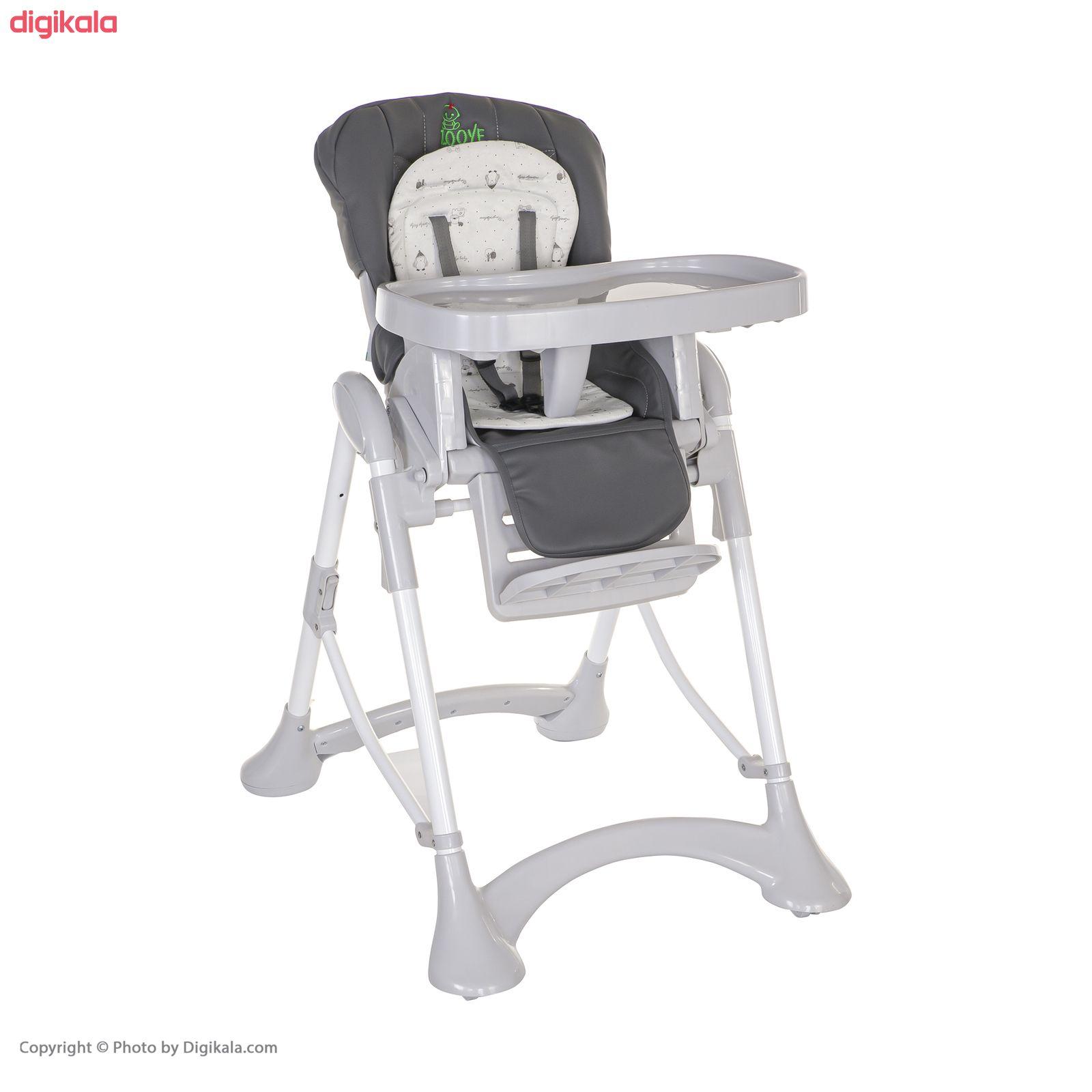 صندلی غذاخوری کودک زویی مدل Z110-2 main 1 9