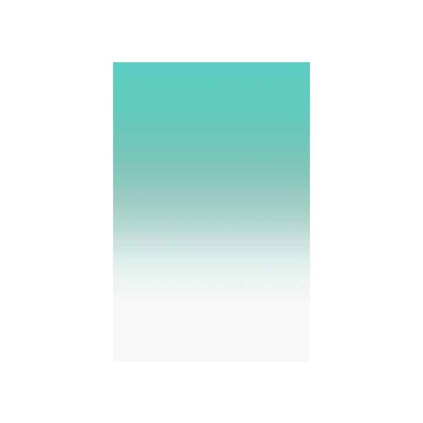 بررسی و {خرید با تخفیف} فیلتر لنز زومی مدل 100x150mm GC-Green Gradient اصل