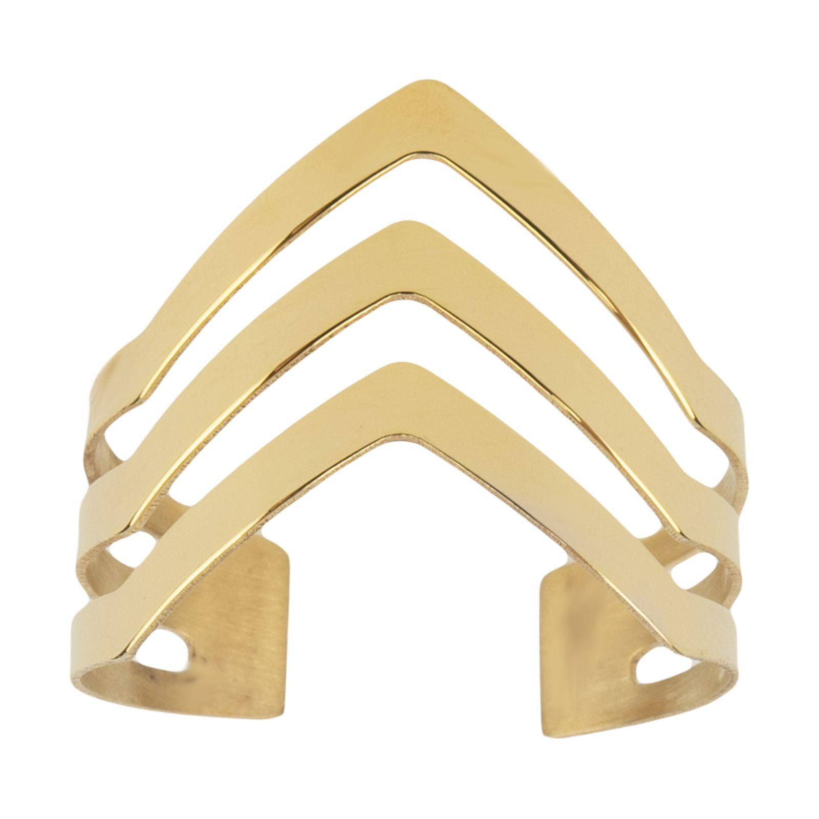 انگشتر طلا 18 عیار زنانه نیوانی مدل NR029 -  - 2