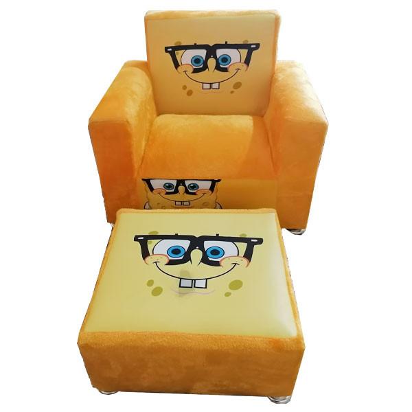 ست میز و صندلی کودکمدل باب اسفنجی