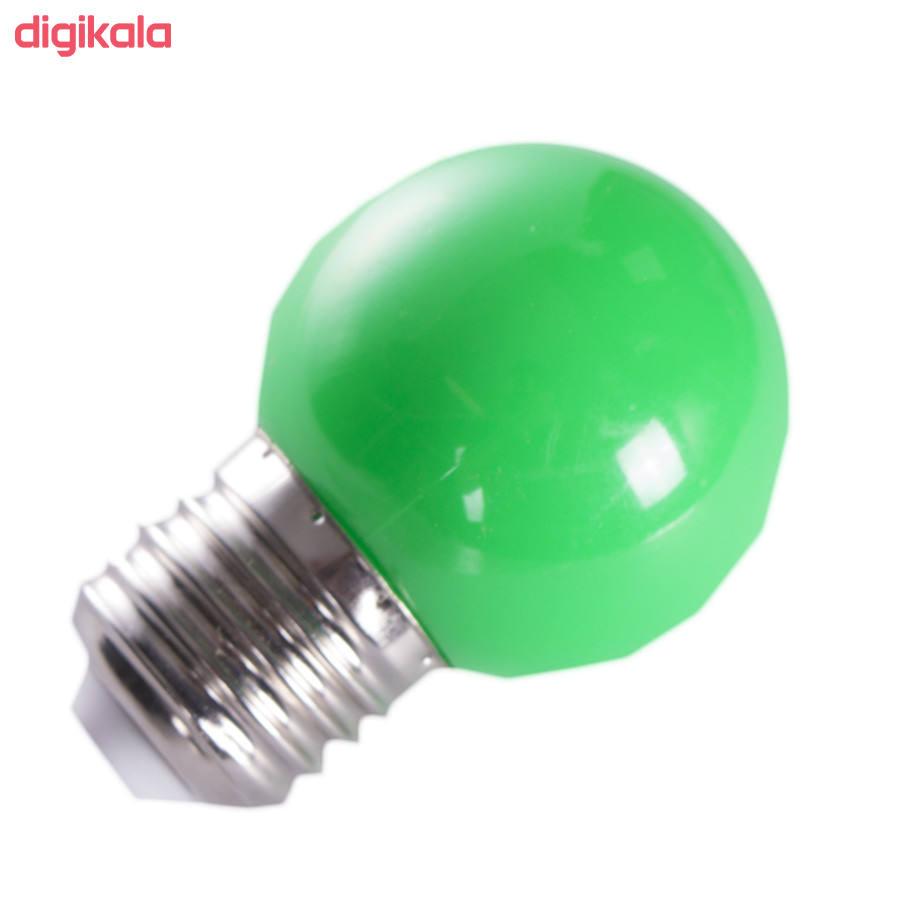 لامپ ال ای دی 1 وات مدل NL پایه E27 main 1 3