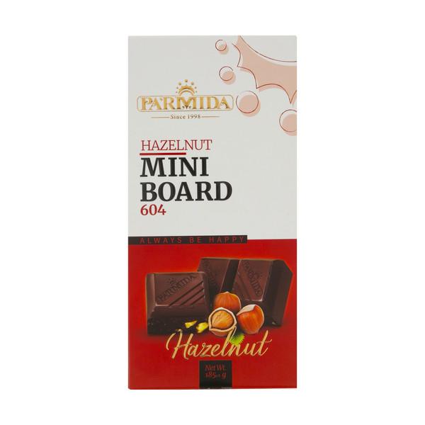 شکلات فندقی پارمیدا مدل Mini Board - 185 گرم