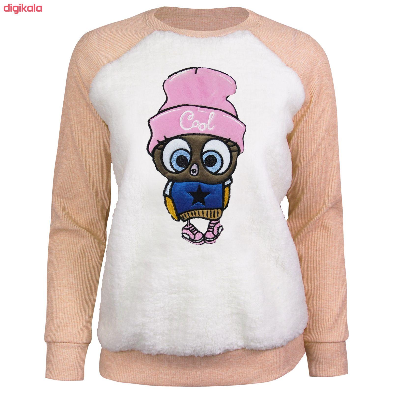 ست تی شرت و شلوار زنانه ماییلدا مدل 3531-4 main 1 1