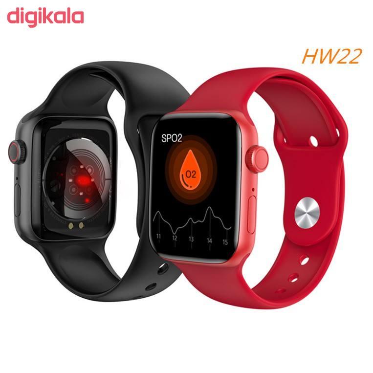 ساعت هوشمند مدل HW22 main 1 1