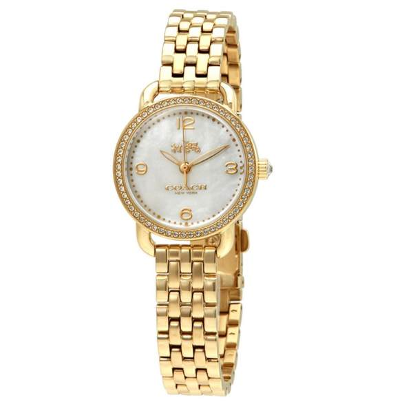 ساعت مچی عقربه ای زنانه کوچ مدل 14502478